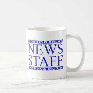 Working Press Coffee Mug