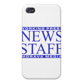 Working Press iPhone 4/4S Cover