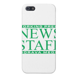 Working Press iPhone 5 Cover