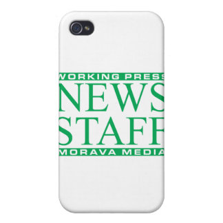 Working Press iPhone 4 Cover