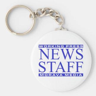 Working Press Keychain