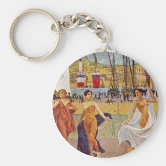 Working-Prosperity-Beauty Detail By Klinger, Max ( Keychains