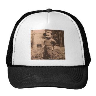 Working the farm trucker hat