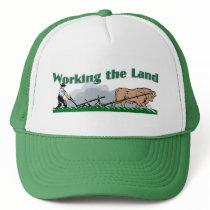 Working the Land Trucker Hat