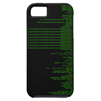 Working tic-tac-toe game C++ code iPhone 5 Cases