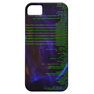 Working tic-tac-toe game C++ code with flames. iPhone 5 Case