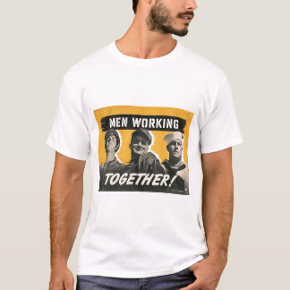 Working Together World War II T-Shirt