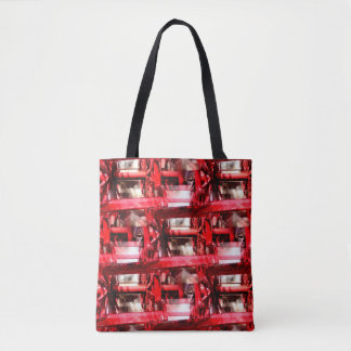 Working... Tote Bag
