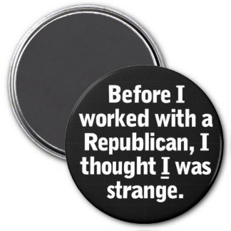Working with a Republican Magnet