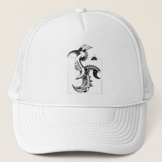 Working within Nature Trucker Hat