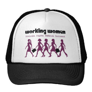 Working Women Trucker Hat
