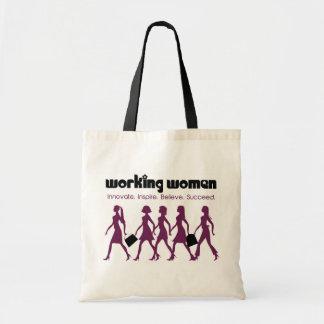 Working Women Tote Bag