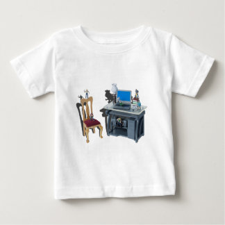 WorkingHardToolsTechnology052714.png Baby T-Shirt