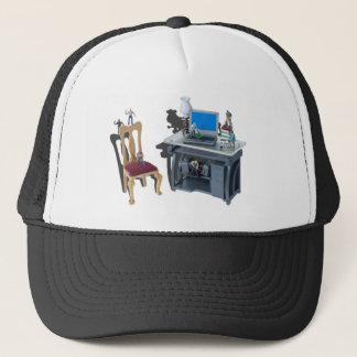 WorkingHardToolsTechnology052714.png Trucker Hat