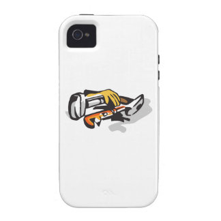 WORKMANS TOOLS VIBE iPhone 4 COVER