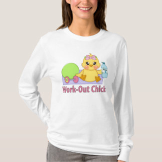 WorkOut Chick T-Shirt