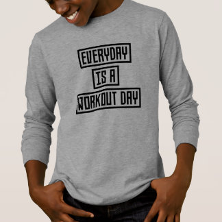 Workout Day fitness Z2y22 T-Shirt