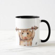 Workout (Hamster) Mug