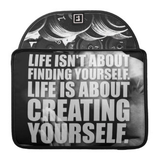 Workout Motivation - Create Yourself Sleeve For MacBooks