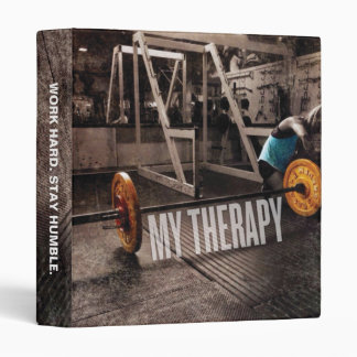 Workout Motivation - My Therapy Binder