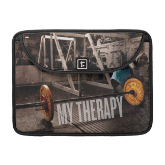 Workout Motivation - My Therapy Sleeves For MacBooks