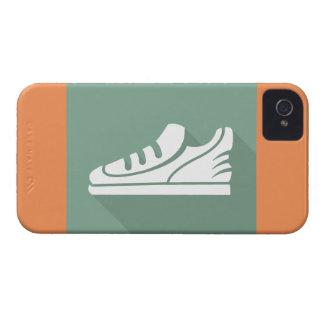 Workout Sports Athletic Shoe iPhone 4 Covers