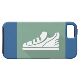 Workout Sports Athletic Shoe iPhone 5 Cover