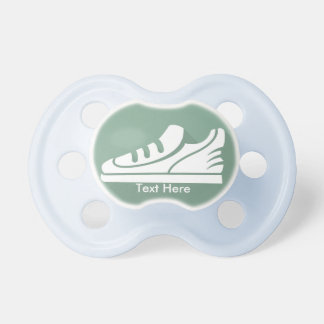 Workout Sports Athletic Shoe BooginHead Pacifier