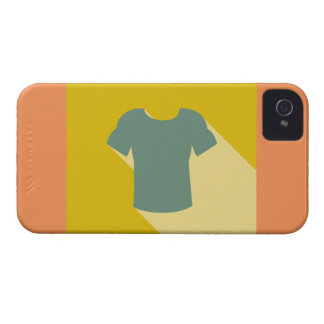 Workout T-shirt Graphic iPhone 4 Cases
