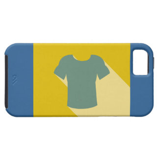 Workout T-shirt Graphic iPhone 5 Case