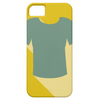 Workout T-shirt Graphic iPhone 5 Covers