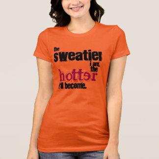 Workout Tank: Sweat T-Shirt