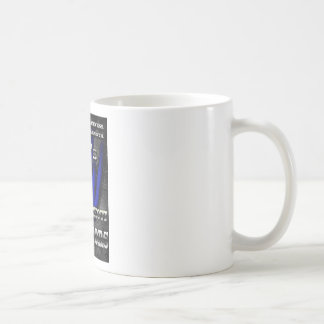 workout warrior products! coffee mug