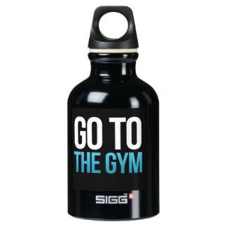 Workout Water Bottle