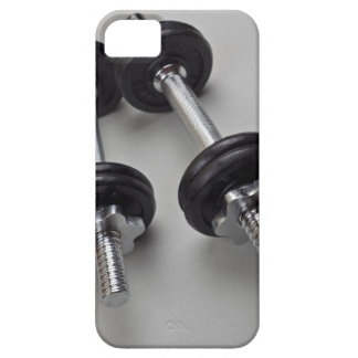 Workout weights iPhone 5 cover