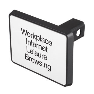 Workplace Internet Leisure Browsing.ai Hitch Cover