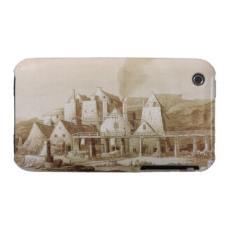 Works at Blaenavon, from 'An Historical Tour in Mo iPhone 3 Covers