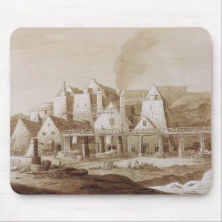 Works at Blaenavon, from 'An Historical Tour in Mo Mouse Pad