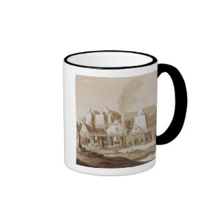 Works at Blaenavon, from 'An Historical Tour in Mo Mug