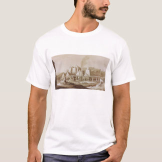 Works at Blaenavon, from 'An Historical Tour in Mo T-Shirt
