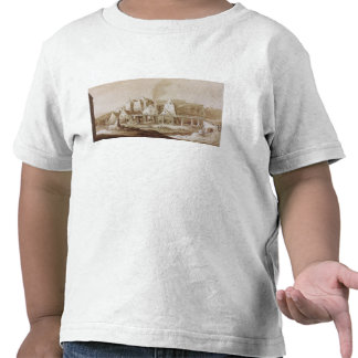 Works at Blaenavon, from 'An Historical Tour in Mo Tee Shirt