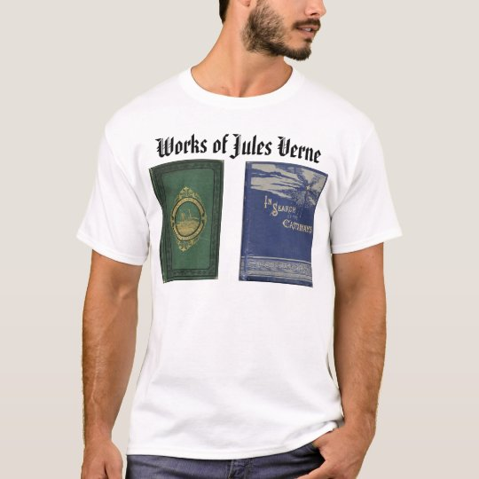 Works of Jules Verne T-Shirt