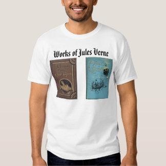 Works of Jules Verne T Shirt