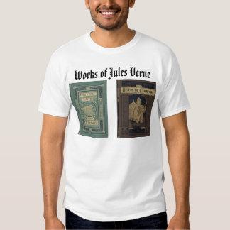Works of Jules Verne Tee Shirt