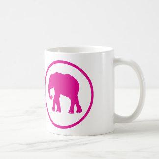 works with very large, dangerous organisms coffee mug