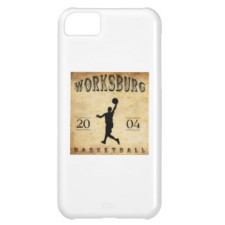 Worksburg Outfitters Basketball #1 Cover For iPhone 5C
