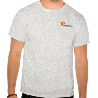 workshirt oficial de las mejoras para el hogar de  camisetas
