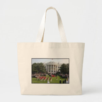 workwhite house canvas bags
