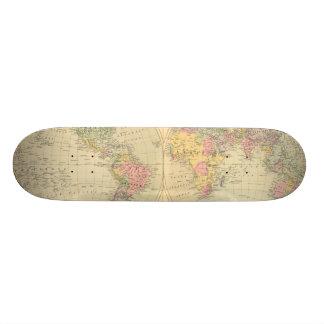World 10 skateboard
