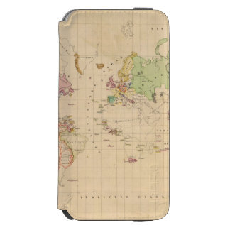 World 2 iPhone 6/6s wallet case
